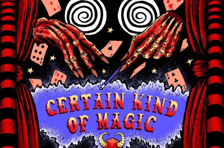 REZZ Brings Witchy Wonder With New Album Certain Kind of Magic