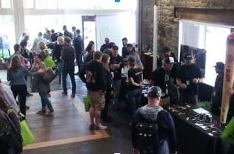 Get Involved In Local Events (Feat. Kush Marketplace)