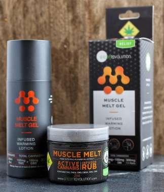 Green Revolution's Muscle Melt Gel Is My Favorite Cannabis
