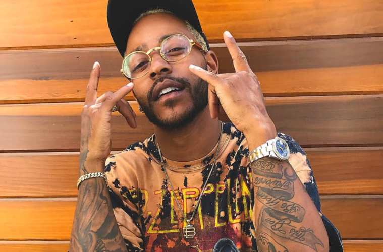 """Eric Bellinger Drops Visual For """"Pullin' Up"""" Featuring AD"""