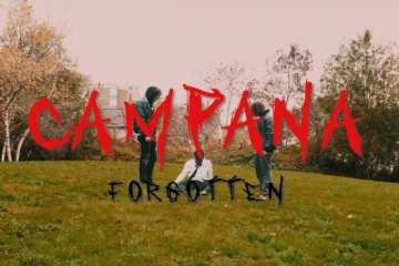 "Campana Music Video ""Forgotten"" Drops 24 Hours After Dylan Fout Shot It"