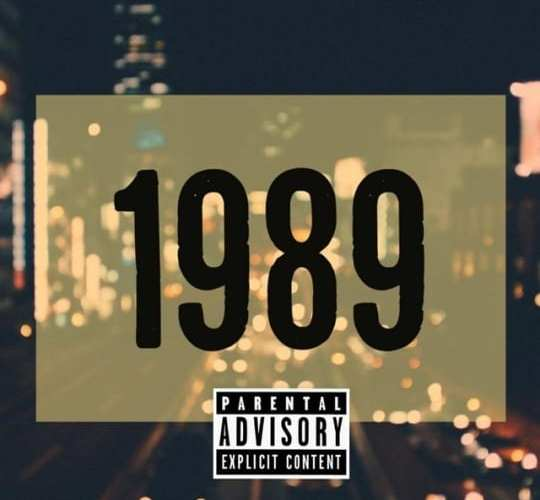 Bay Area Rapper Jamal Jordan Drops His Best Album To Date Titled '1989'