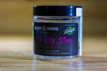 OG Story Cannabis Strain Review (Prod. Desert Grown Farms)
