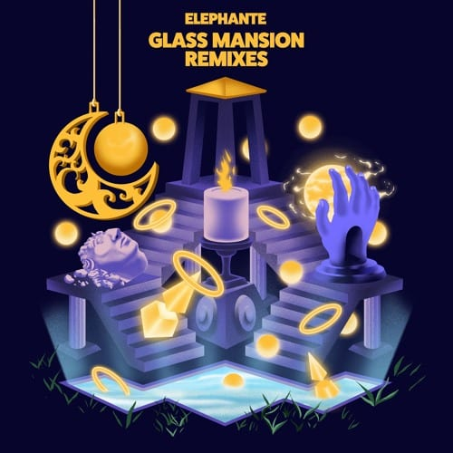 """Listen To The Remix Package Of Elephante's """"Glass Mansion"""" EP"""