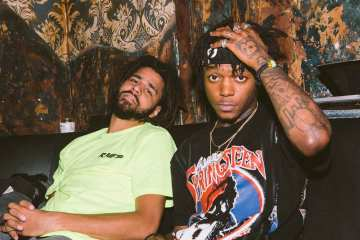 "J.I.D Drops New Single Titled ""Off Deez"" Featuring J. Cole"