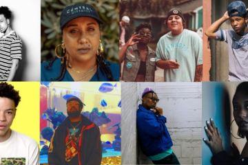 2018 Northwest Hip-Hop