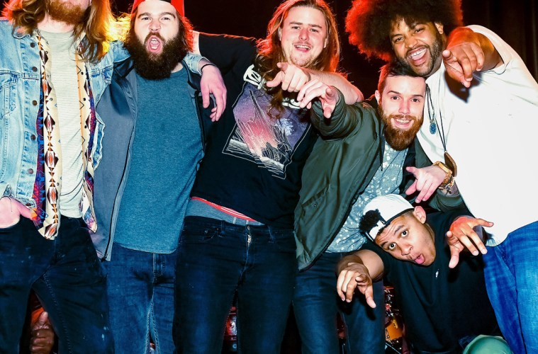 Marshall Law Band Is Taking Seattle By Storm With Their Funky Hip Hop