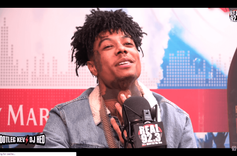 Blueface Confirms New Music With Drake, Quavo, Trippie Redd