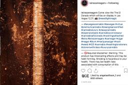 Leira Cannagar Launches In Las Vegas With Sale of $11,000 Cannagar