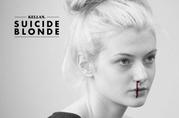 Kellan. Drops His New Album Titled Suicide Blonde