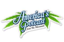Listen To America's PotCast: The #1 Podcast For Updates On Cannabis News, Brands, Products, Trends, Business + More!