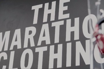 the marathon clothing store
