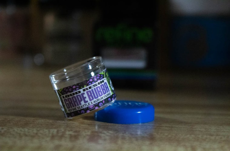 Grape Bubba Loud Resin Review (Prod. Refine Seattle)
