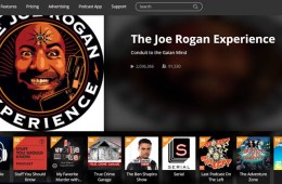The Joe Rogan Experience Leads Podbean's Best Podcasts Of 2018