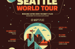 RMR & ASO Put On A Spectacular 2nd Annual Seattle World Tour