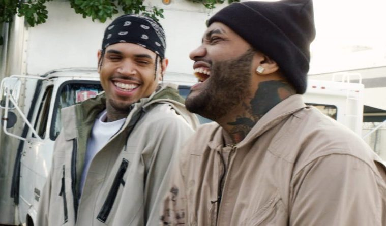 """Chris Brown And Joyner Lucas Team Up For New Song """"Just Let Go"""""""