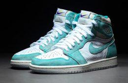 """Air Jordan 1 OG """"Turbo Green"""" Release Date Set"""