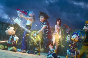 Kingdom Hearts 3 Lets You Team Up With You Favorite Disney Characters