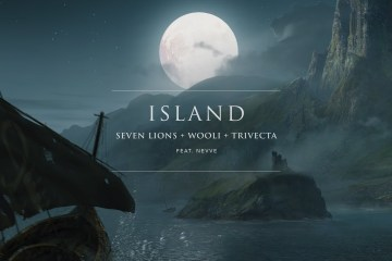 "Seven Lions, Wooli, Trivecta Finally Drop Their New Track ""Island"" ft. Nevve"