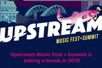 upstream music festival is over