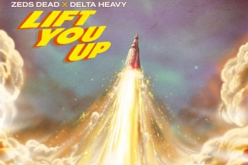 "Zeds Dead & Delta Heavy Drop Fire New Track ""Lift You Up"""