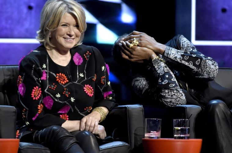 Martha Stewart Teams Up With Canopy Growth Corp.
