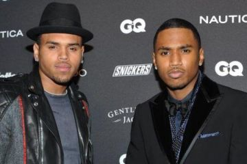 """Trey Songz Drops New Song """"Chi Chi"""" Featuring Chris Brown"""