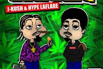 "Eastern Washington's Rap Community Continues To Rise With JKU$H DA HU$TLER & Hype LaFlare's Release of ""Tri Raq"""