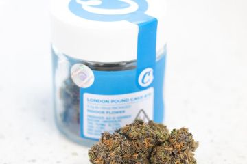 Cookies' London Poundcake 75 Is A Mysterious Phenotype Stoners Should Track Down