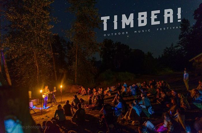 Timber! Outdoor Music Festival Founder Kevin Sur Exclusive Interview