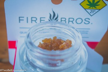 Fire Bros' Grape Octane Strain Is A New Concentrate Contender