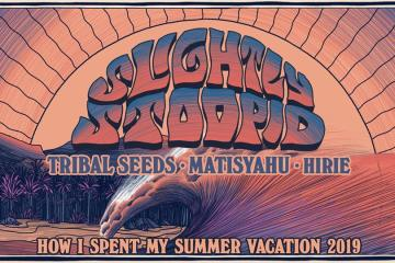 Slightly Stoopid Brings All-Star Line-Up On 2019 Northwest Tour