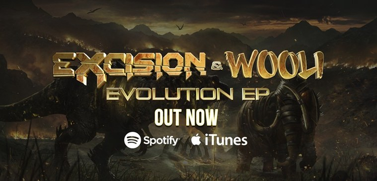 Excision's Evolution EP Releases Just in Time for Lost Lands