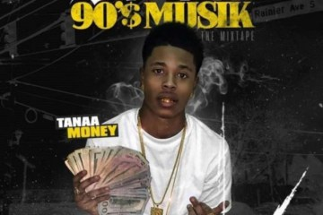 "Tanaa Money Is Out With The Squad In His Music Video For ""Grimey 90's"""