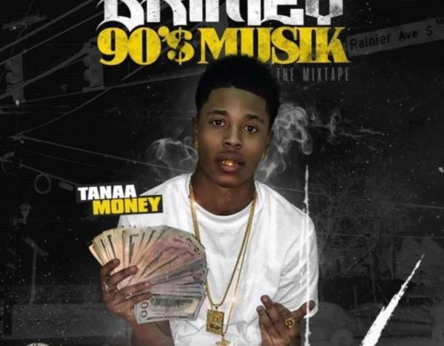 """Tanaa Money Is Out With The Squad In His Music Video For """"Grimey 90's"""""""