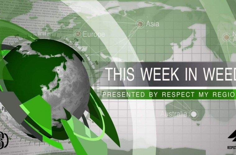 This Week In Weed: January 19th-26th Legalization Gains Momentum In United States