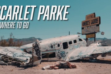 "Scarlet Parke's ""Nowhere to Go"" Music Video Is A Cinematic Journey Of Self-Discovery"