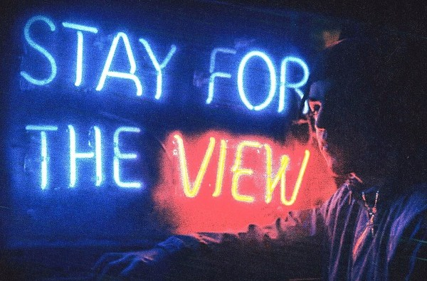 """Prznt Wants You To """"Stay For The View"""" On His Blockbuster Debut EP"""