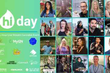 "EventHi's Inaugural ""Hi Day"" Will Feature 23 Back-To-Back Hours of Live-Stream Events Showcasing Cannabis Culture"