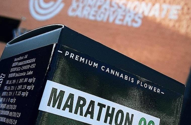 City Compassionate Caregivers Provides Downtown Los Angeles With Elite Products Like The Marathon OG and Buddies Brand Liquid Diamond Live-Resin