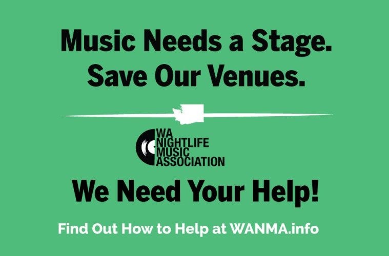 Washington Nightlife Music Association