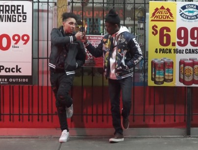 """Aon The Artist Keeps Us Lit During Quarantine With Hyphy New Visuals For """"Sway!"""""""