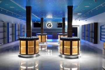 Berner Announces The Grand Opening Of His Futuristic New Cookies Dispensary In Woodland Hills