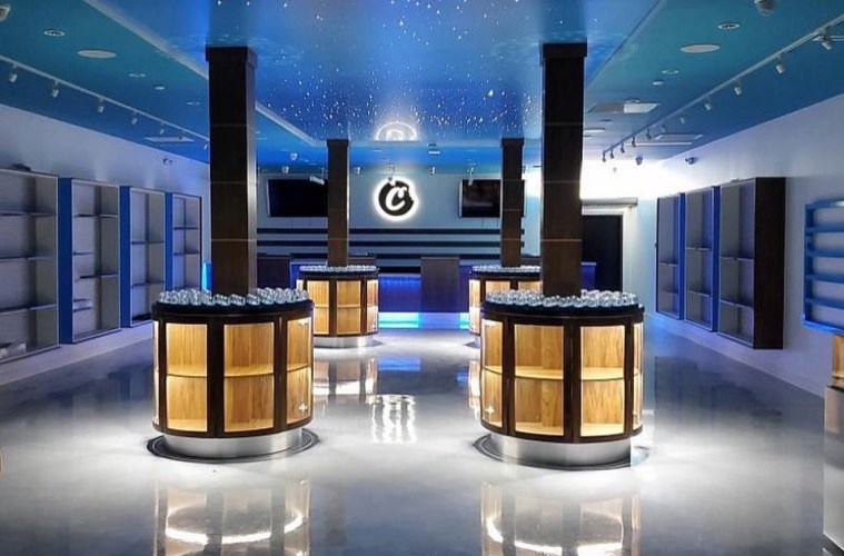 Berner Announces The Grand Opening Of His Futuristic New Cookies Store In Woodland Hills