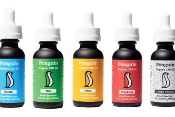 penguin cbd oil