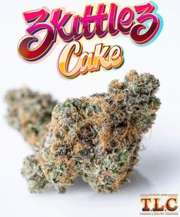 The Super Loud Zkittlez Cake Strain Will Give You A Sugar Rush With A Heavy Crash