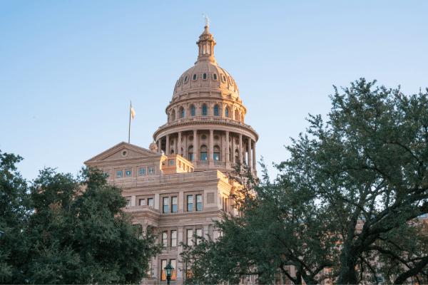 Texas Capitol Building APD Marijuana