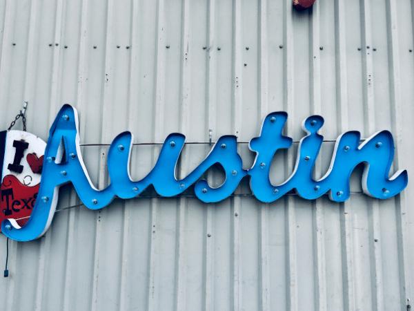 Austin Sign APD Marijuana