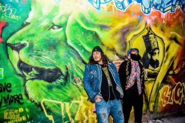 Psychedelic Hip-Hop Reggae Group Space Kamp Releases New Rule-Breaking, Love-Spreading Album 'Electric Lemonade'