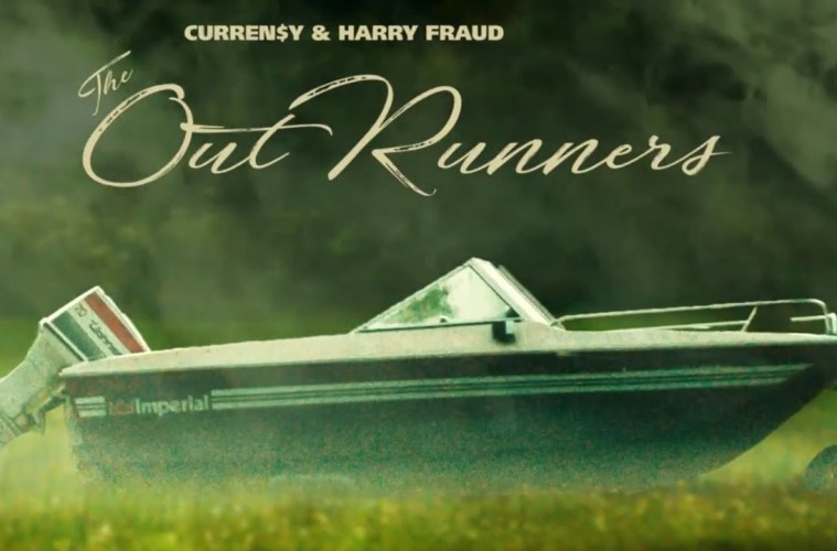 Curren$y And Harry Fraud Have The Vibe Of The Summer With Album 'OutRunners'